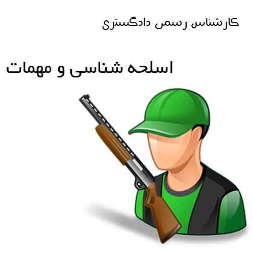 امور اسلحه و مهمات